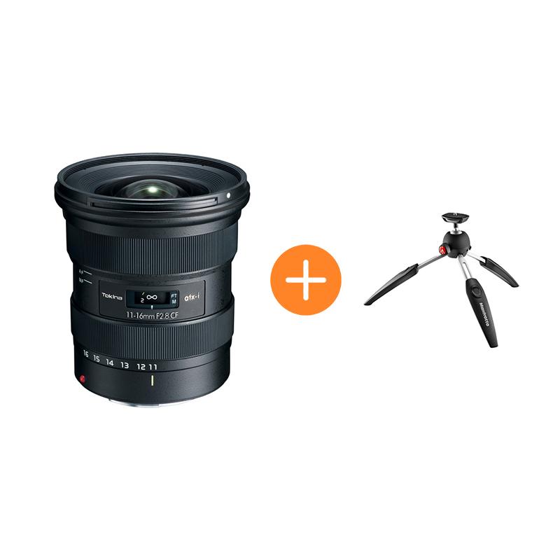 Tokina ATX-I 11-16mm F2.8 (Canon) - LJETNA PROMO AKCIJA! -