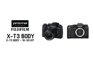 FUJIFIM X-T3