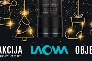 Laowa Božićna akcija 14.12.-03.01.2021