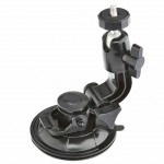 Mantona suction cup mount XL 1/4inch+GoPro Mount
