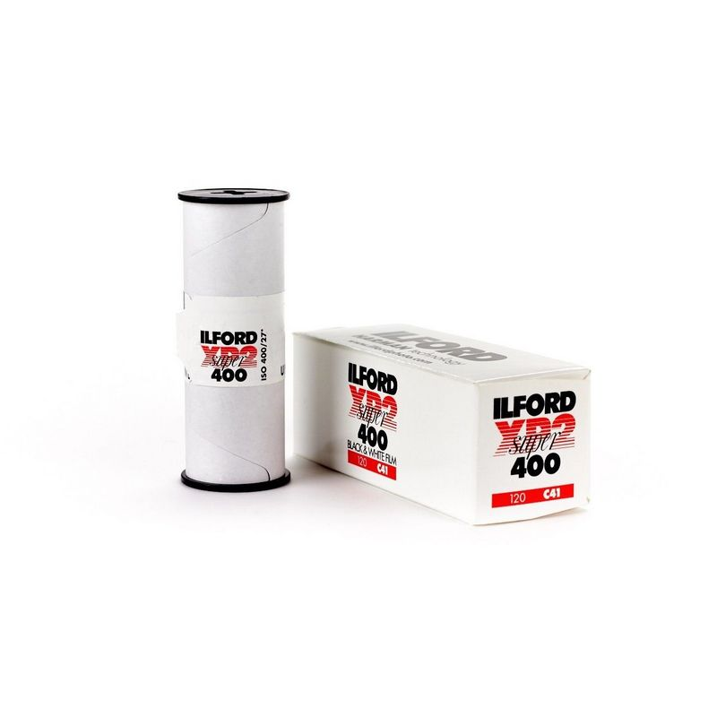 ILFORD Film XP-2 Super 400 120