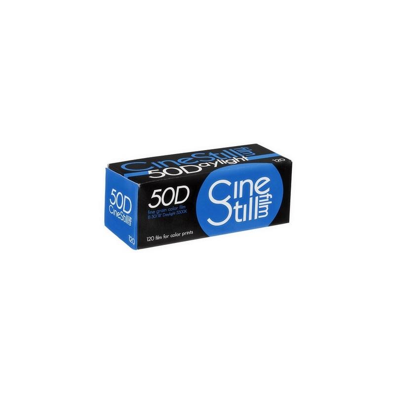 CineStill Xpro C-41 50 Daylight 120mm film