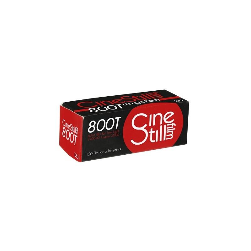 CineStill Xpro C-41 800 Tungsten 120mm film