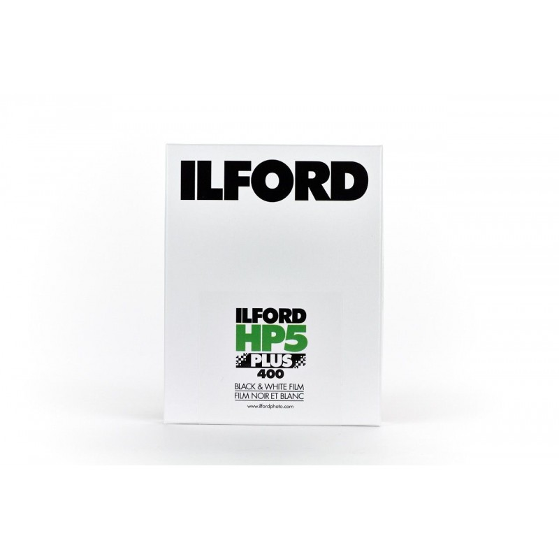 Ilford Film HP5+ 8x10in 25