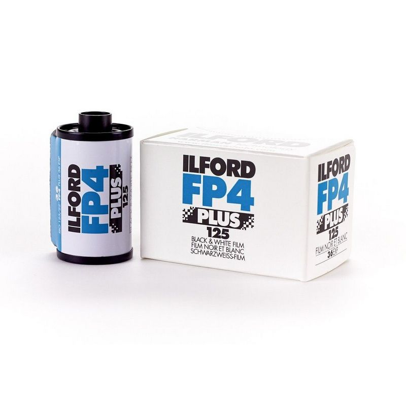 Ilford Film FP4 Plus 135 / 36