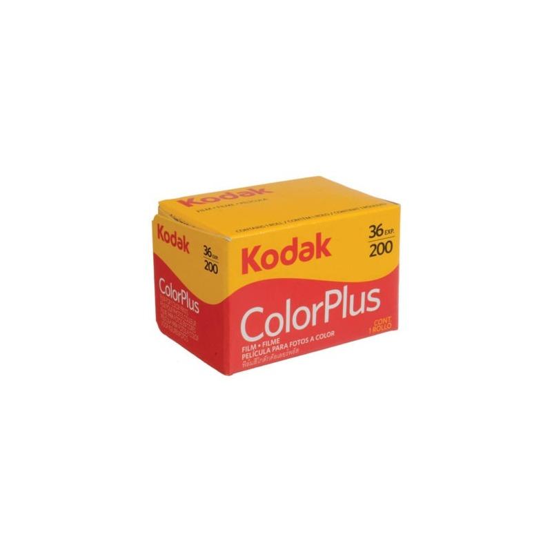 Kodak Film COLORPLUS 200 DB135-36