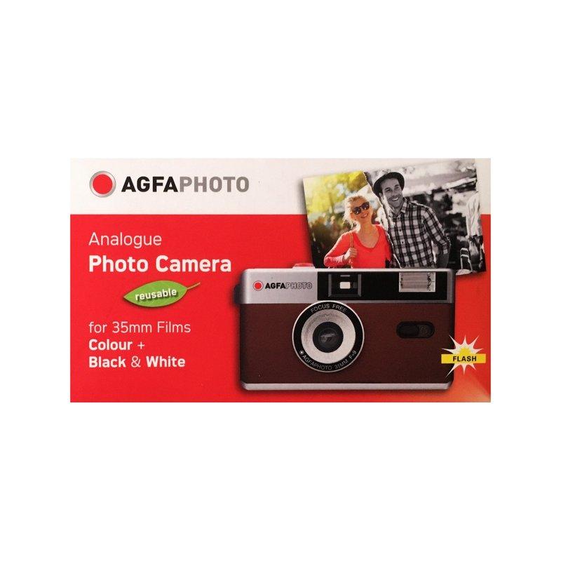Agfaphoto Reusable Camera 35mm black