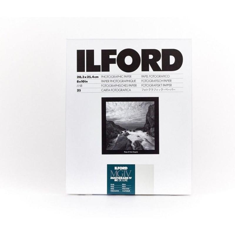 Ilford Fotopapir Multigrade IV 12,7x17,8cm 44M 1/100 (pearl)