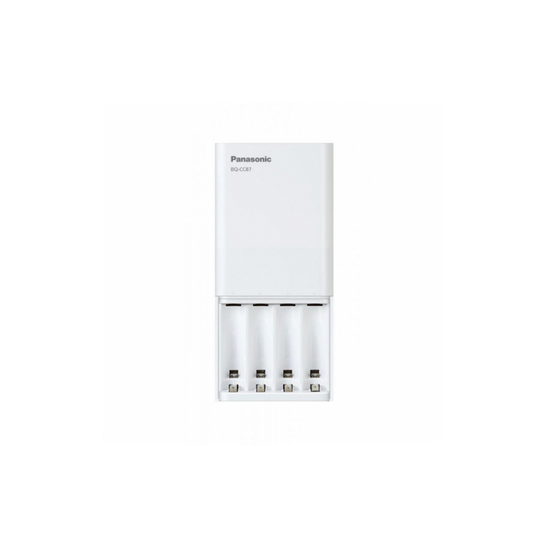 Panasonic ENELOOP USB punjač & Powerbank za 4AA/AAA (prazan)