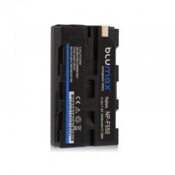 BLUMAX zamjenska Sony baterija NP-F550, 2400mAh, 7,2V