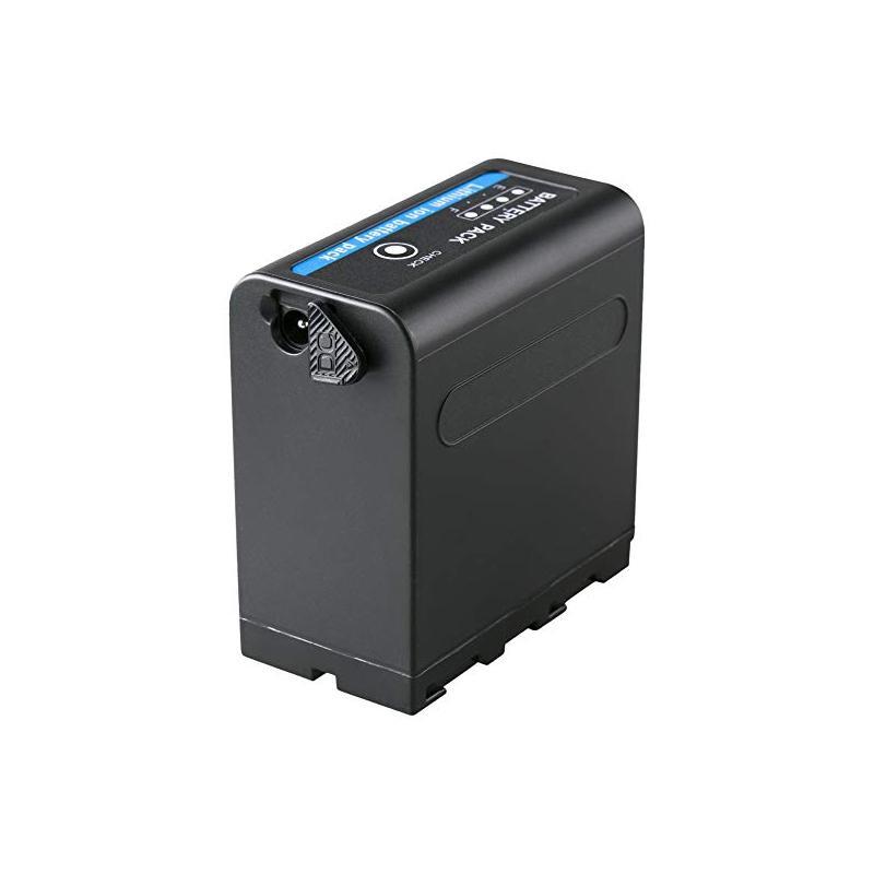 BLUMAX zamjenska Sony baterija NP-F980D  10050mAh, 7,4V,