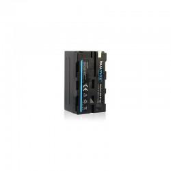 BLUMAX zamjenska Sony baterija NP-F750, 4400mAh, 7,4V