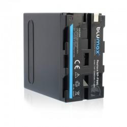 BLUMAX zamjenska Sony baterija NP-F990  10400mAh, 7,4V