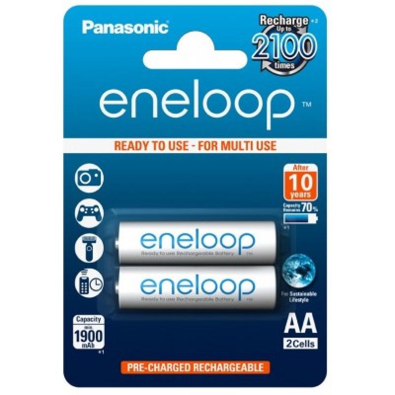 Panasonic ENELOOP baterije (2000mAh) AA/2 kom