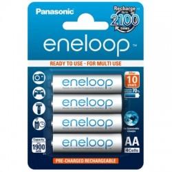 Panasonic ENELOOP baterije (2000mAh) AA/4 kom