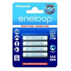 Panasonic ENELOOP baterije (750mAh) AAA/4 kom