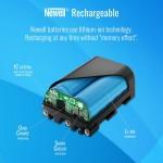 Newell zamjenska baterija Canon LP-E6NH 7,2v 2250mAh