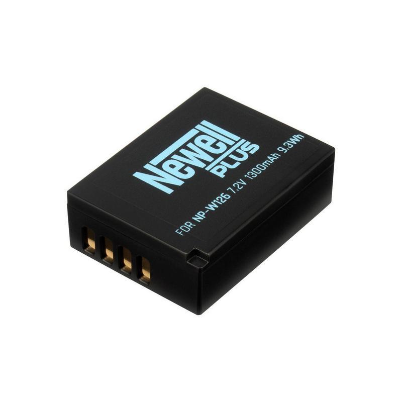Newell zamjenska baterija PLUS NP-W126  7,20V 1300mAh