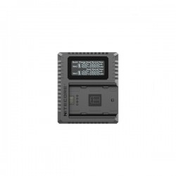Nitecore Punjač USB FX3 Dvostrani putni (Fujifilm X-T4)