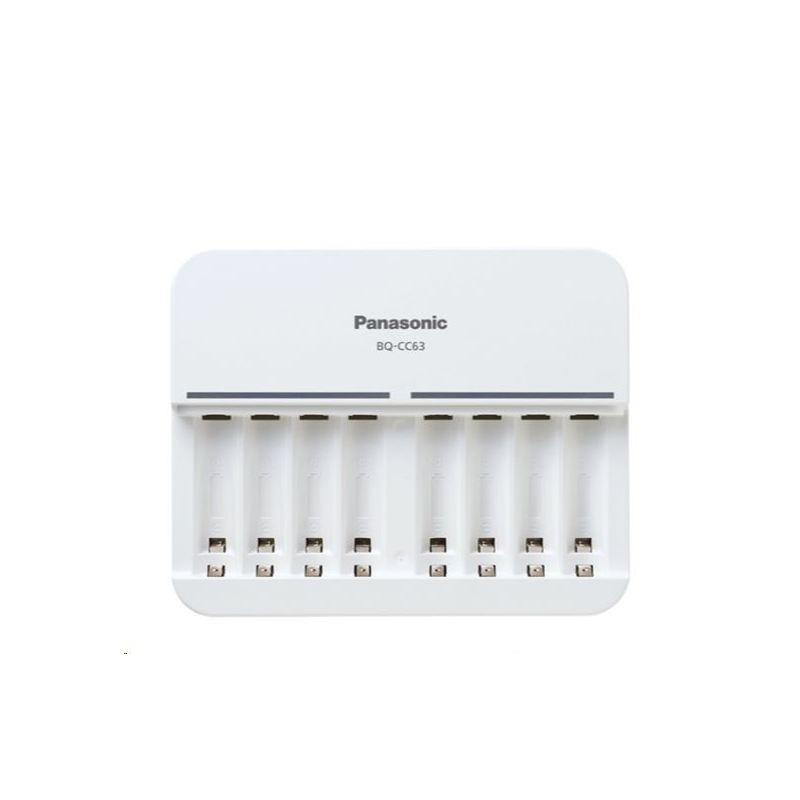 Panasonic ENELOOP Punjač SMART brzi za 8 baterija (prazan)