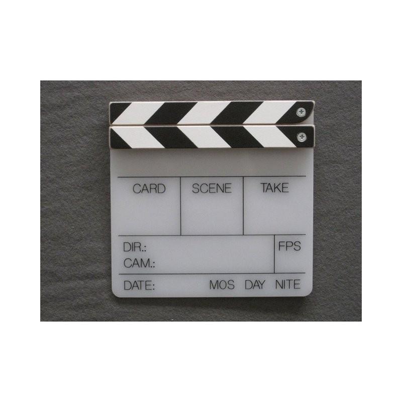Filmska klapa mala (Crno/bijela)