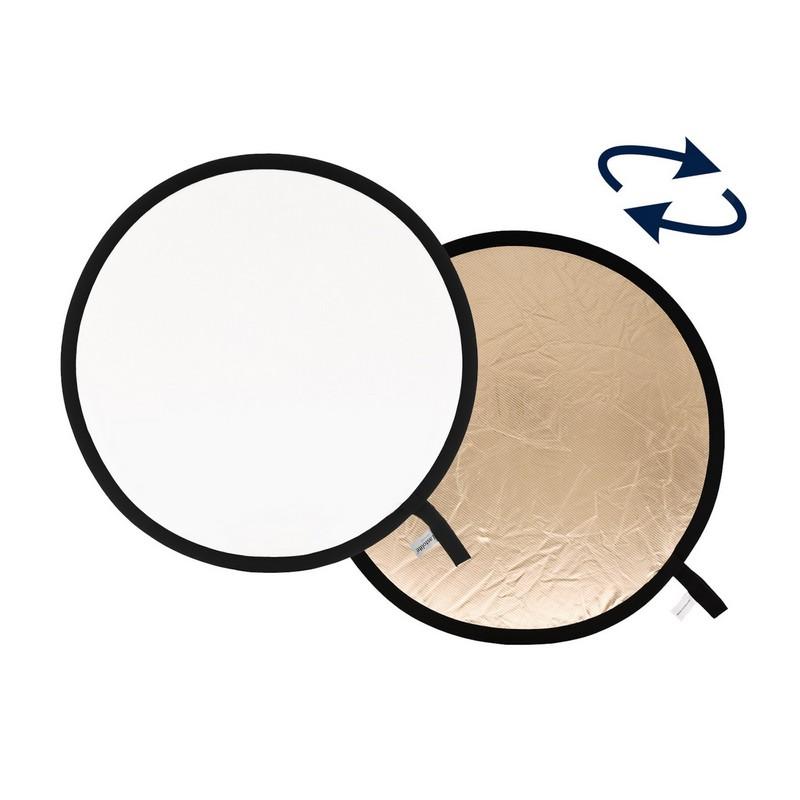 Lastolite Refleksna ploha 120cm / Sunfire - White