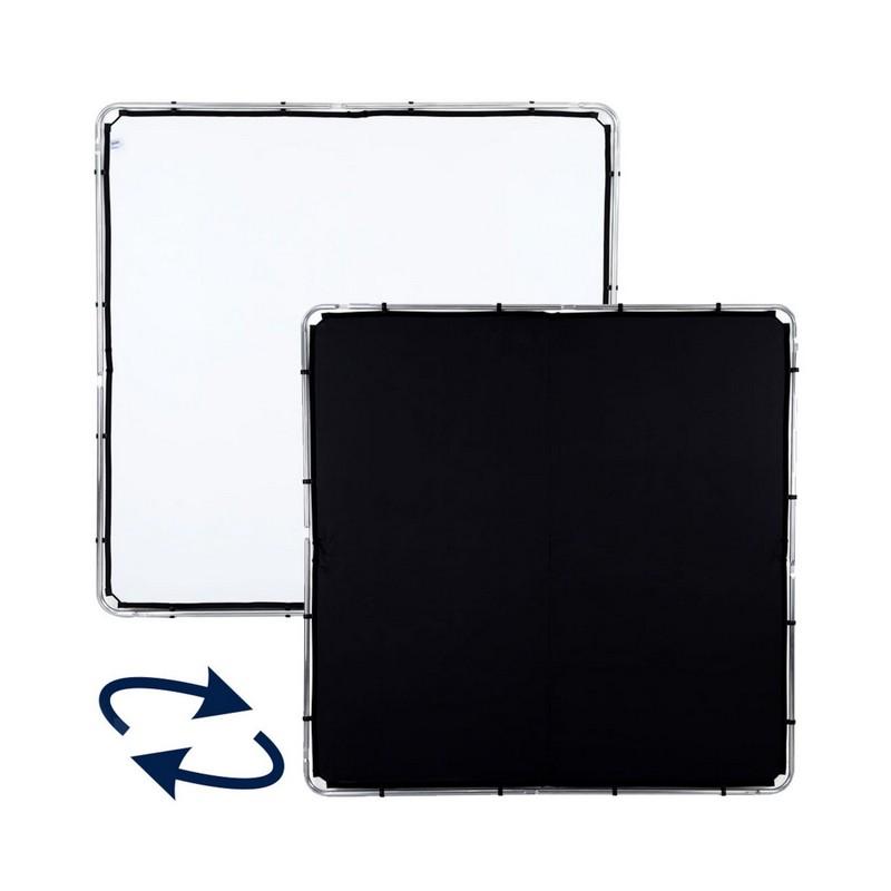 Lastolite Skylite Rapid Platno 2x2m Black/White