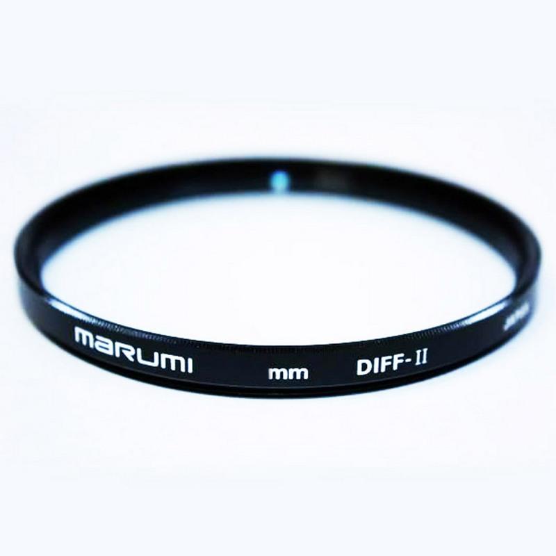MARUMI DIFF-II Soft focus filter 72mm - RASPRODAJA -