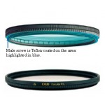 MARUMI EXUS Lens protect filter 82mm