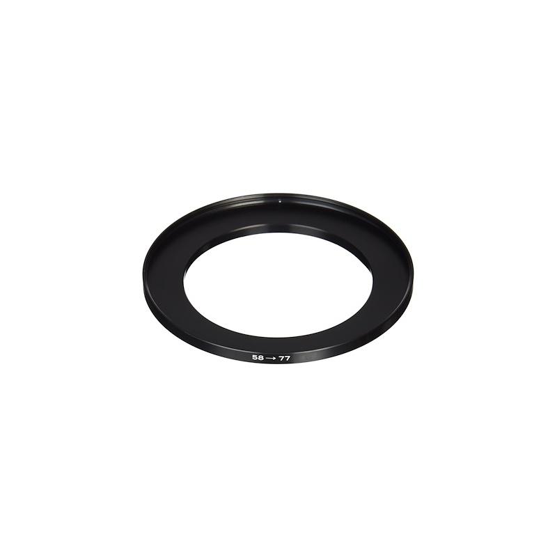 Adapter 58-77mm step up ring  Marumi