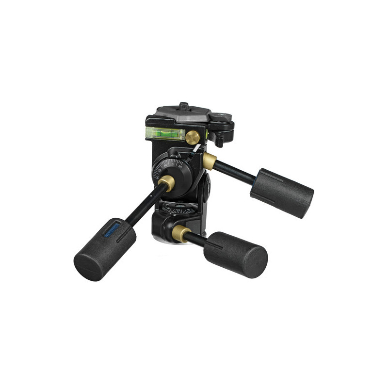 Manfrotto 3D Super Pro 3-way glava