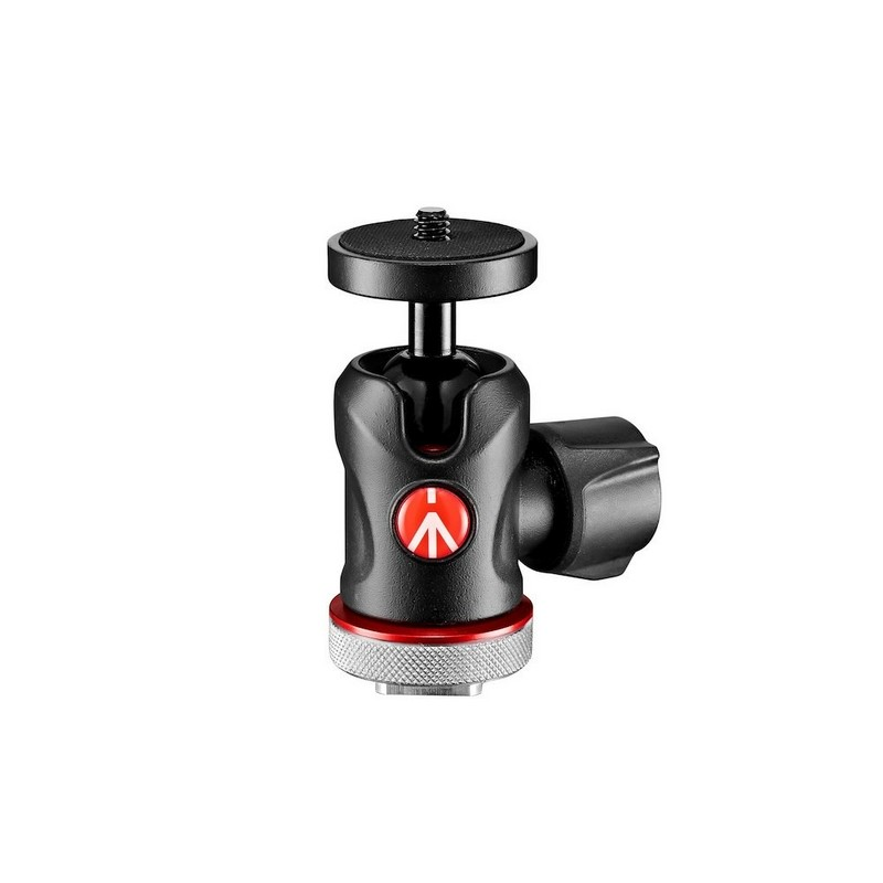 Manfrotto MH492LCD-BH Micro kugla glava/cold shoe