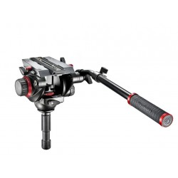 Manfrotto 504HD fluidna pro video glava - sa 75mm polukuglom