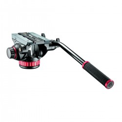 Manfrotto MVH502AH pro video glava - ravna baza