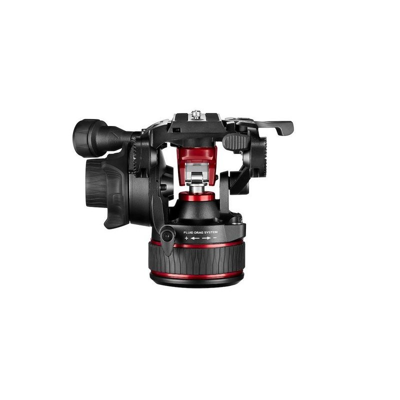 Manfrotto MVH608AH Nitrotech 608 fluidna video glava