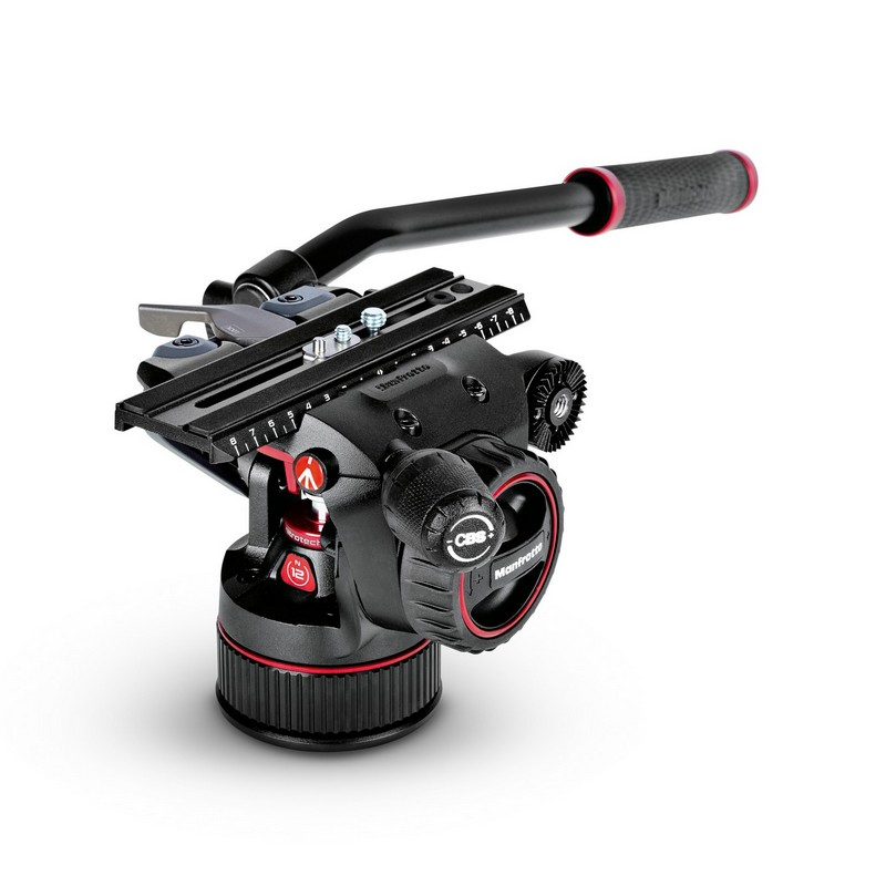 Manfrotto MVHN12AH N12 Nitrotech fluidna video glava - PROljetna akcija! -