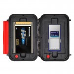 HPRC 1300  plastična kutijica za SXS PRO/P2 Blue Bassano