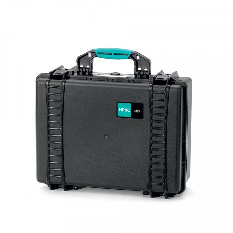 HPRC 2500 Plastični kofer (prazan) Blue Bassano / Airplane cabin on