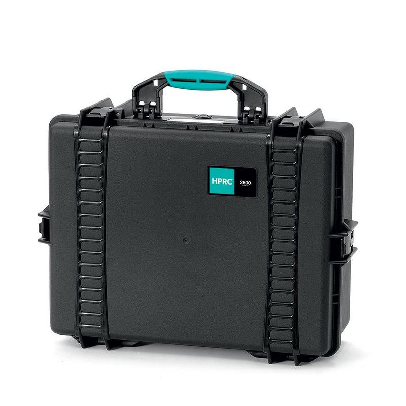 HPRC 2600 Plastični kofer (prazan) Blue Bassano