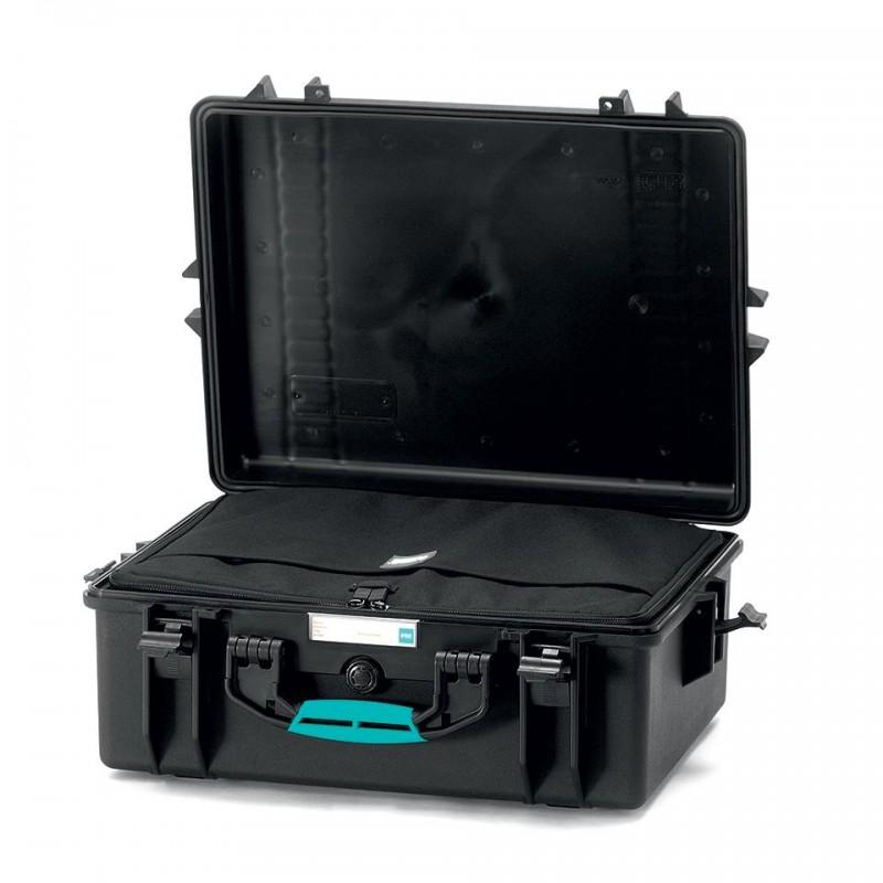 HPRC 2600 Plastični kofer (ispuna-torba) Blue Bassano