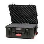 HPRC 2700CW Plastični kofer s kotačima (ispuna-spužva)