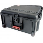 HPRC 2700WSSKORA Plastični kofer s kotačima (ispuna-SECOND SKIN) Narančasti