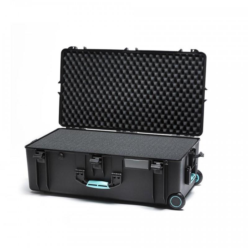 HPRC 2745W plastični kofer sa kotačima (spužva) BluBassano