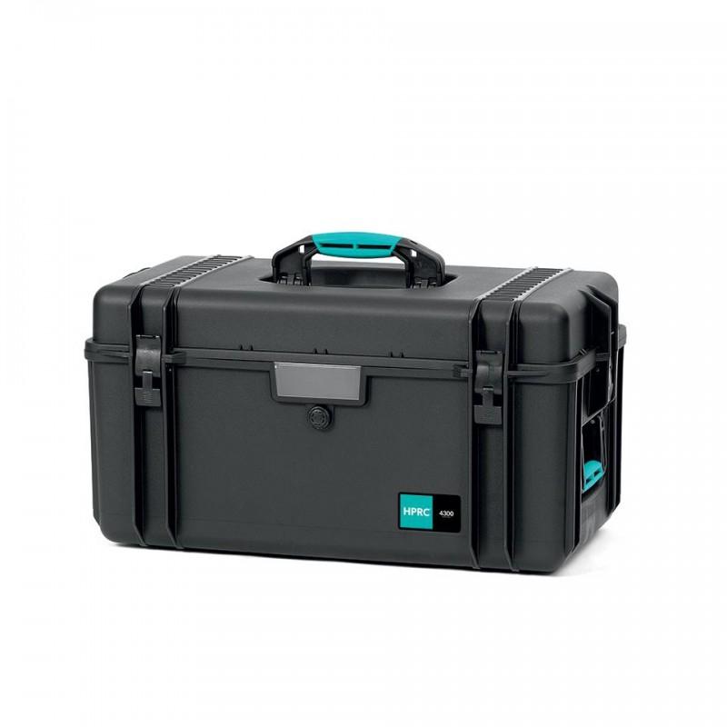 HPRC 4300 Plastični kofer (prazan) Blue Bassano