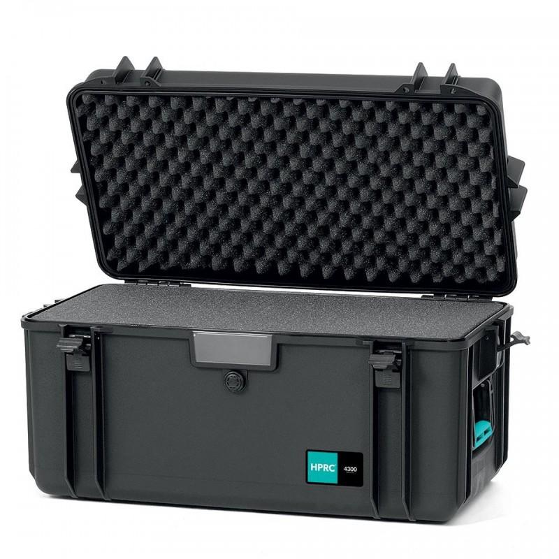 HPRC 4300 Plastični kofer (ispuna-spužva) Blue Bassano
