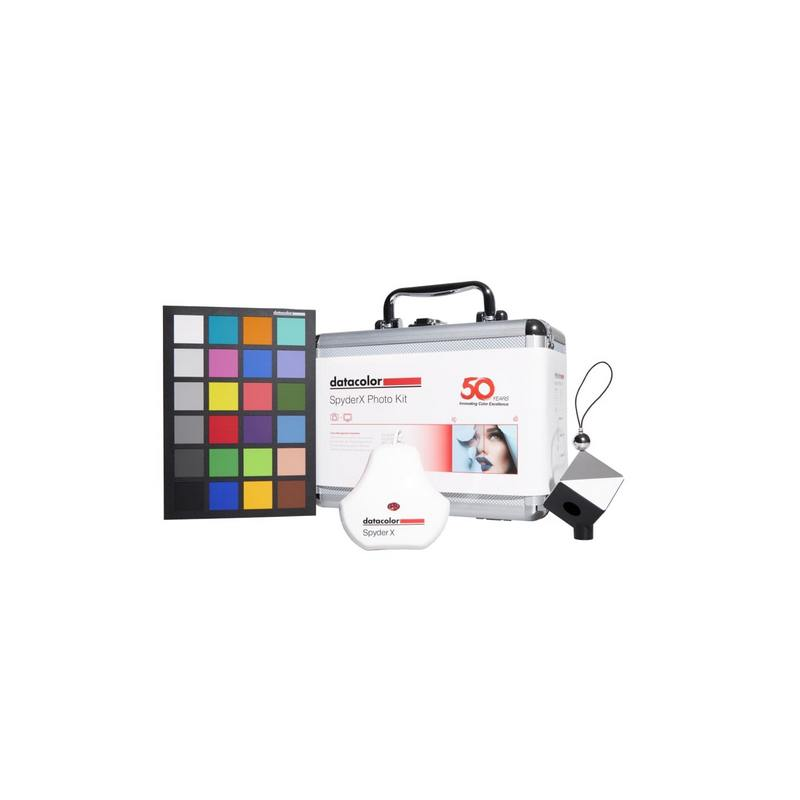 DataColor - SpyderX Photo Kit - 50th Anniversary Offer