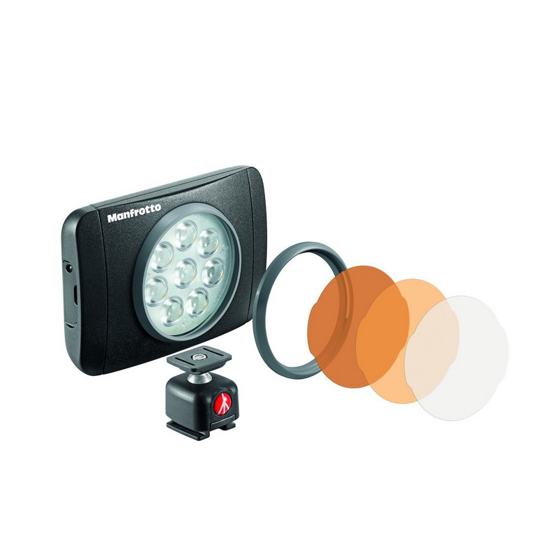 Manfrotto LUMIMUSE 8 - LED rasvjeta