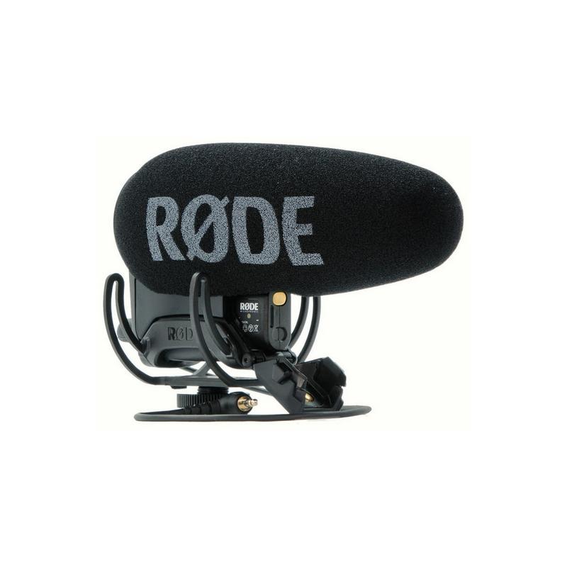 RODE VideoMic Pro+ kondenzatorski mikrofon za kameru