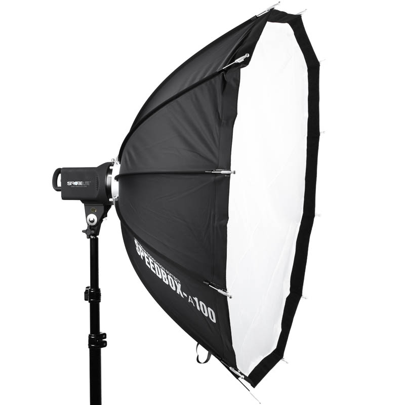 SMDV SPEEDBOX-A100 - 100cm sklopivi OCTA softbox / bez adaptera