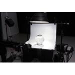 Colorama Colorgloss PVC pozadina 100x130cm Super White